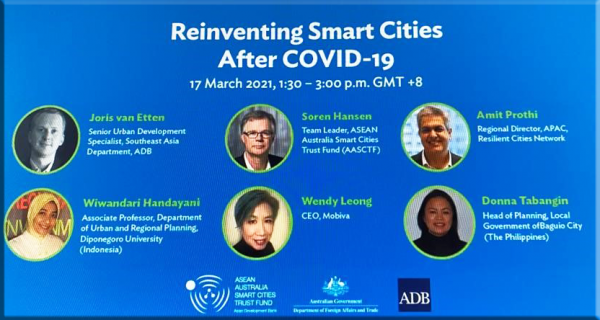 DPWK UNDIP dalam Kegiatan SEADS 2021:  Kolaborasi Penemuan Inovasi  dan Solusi Pembangunan Pasca-COVID-19