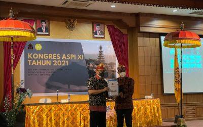 Selamat Ketua dan Sekretaris ASPI 2021-2023