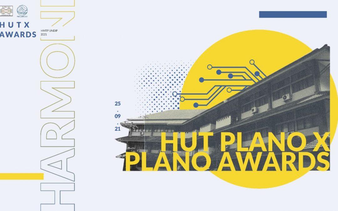 D-DAY HUT PLANO X PLANO AWARDS 2021